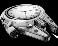 Time Travel Spaceship