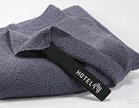 'HOTEL498' Branding design Project