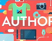 Twitter Header for Motion Authors
