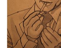 Coffee & Cigarettes - Booklet