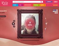 Interação com a webcam + microfone para O Boticário.