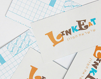 Branding :: LINKEAT - Food Chain
