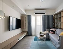 Apartment by YU YA CHING