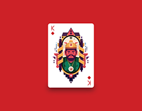 King of Diamonds ♦