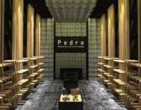 Pedro Shoes - Retail Concept Design