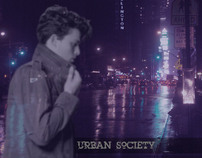 Urban Society: Digital Design Project