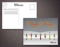 Boyle Fredrickson Holiday Client Card 2009