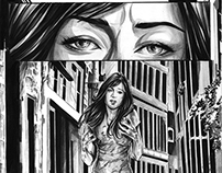 Comic pages- samples (2010-2015)