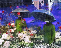 Macy's Annual Flower Show 2015
