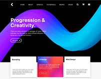 Kodiak Studio Website | UI Design
