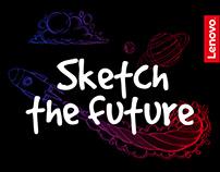 Lenovo \ Sketch the Future