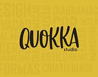 Cartão de Visita Studio Quokka