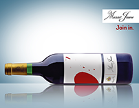 Chateau Musar - Valentine 2016 // Pikasso d'or (Gold)