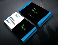 How to Create a Modern Business Card in Photoshop CC