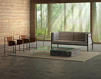 TELAIO sofa