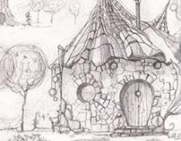 Elf`s house