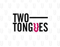 Two Tongues Street Food Branding