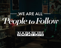 Napapijri - People to Follow