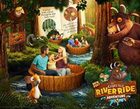 Chessington - The Gruffalo River Ride Adventure