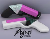 Agnes Art Gun
