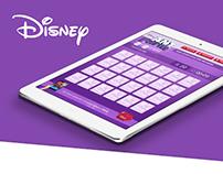 Walt Disney Social Memory App