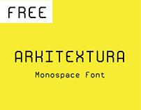 Arkitextura Free Monospace Font