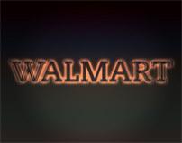 WALMART redesign