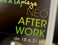 NeoCultural Bar - After Office Posters