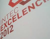 """Programa de mano """"INTEC Excelencia 2012"""""""