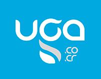 uga - logo design