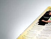 WIRED: Custom Print Advertorial