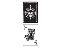 Spooky Playing Cards