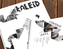 Kaleid Arts & Culture Magazine