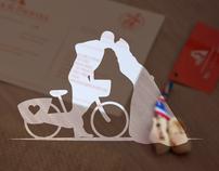 Wedding Invitation -Julia&Daniel