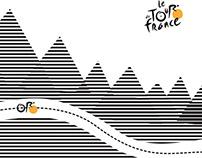 Tour de France/ poster