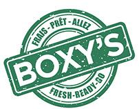 Boxy's Branding