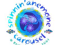 Spinnin' Anemone Animated Logo