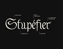ED Vitinia Typeface