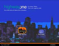 HWY1 Agency Website