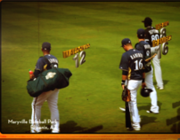 BREWERS SPRING TRAINING 2012