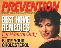 Prevention Magazine Design & Production