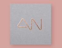 AN - logo & business card design