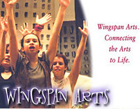 Wingspan Arts School Website