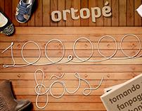 100 mil fãs Ortopé