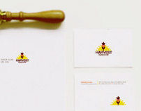 Harvest Food Co-Op Corporate Identity