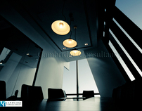 Interior Design Dubai - Emtac Office