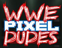 WWE Pixel Dudes (Series 1)