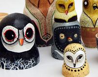 Russian Owls
