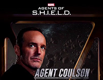 Agents of SHIELD Social Creative