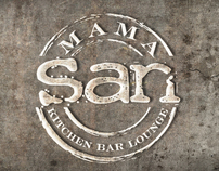 MAMA SAN BALI - BRAND CREATION